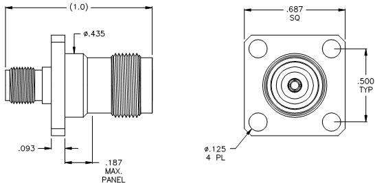 3084-1 Adapter