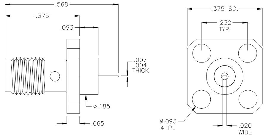 connectors - ssma