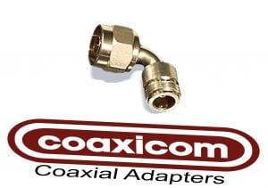 Swept radius adapter by Coaxicom