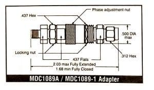 MDC 1089A